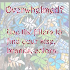 Other - Use the filters to find size, colors, brands